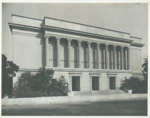 1920-30 Pasadena Masonic Temple 1